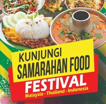 Samarahan Food Festival