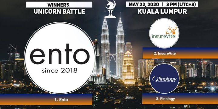 Announcement the Winner of Unicorn Battle in Kuala Lumpur