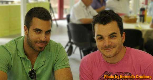 Roi Tirosh (COO) and Ben Rubin (CEO) / Yevvo