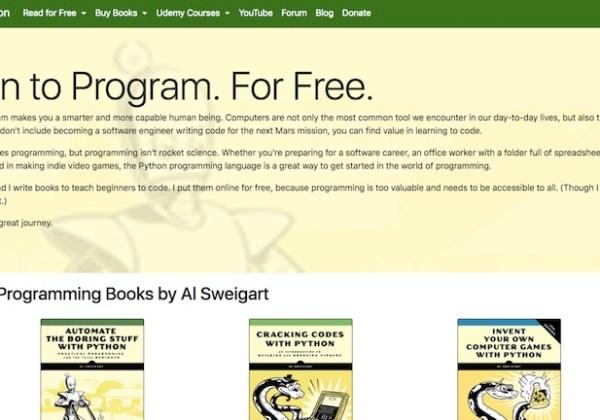 learn python free