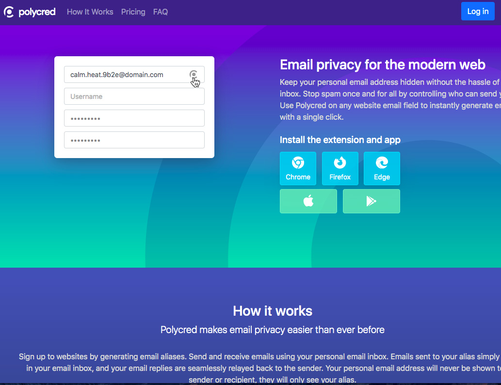 polycred-email-privacy