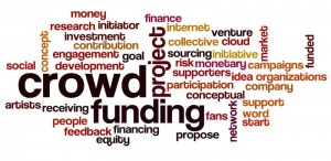 crowdfunding for financing a business