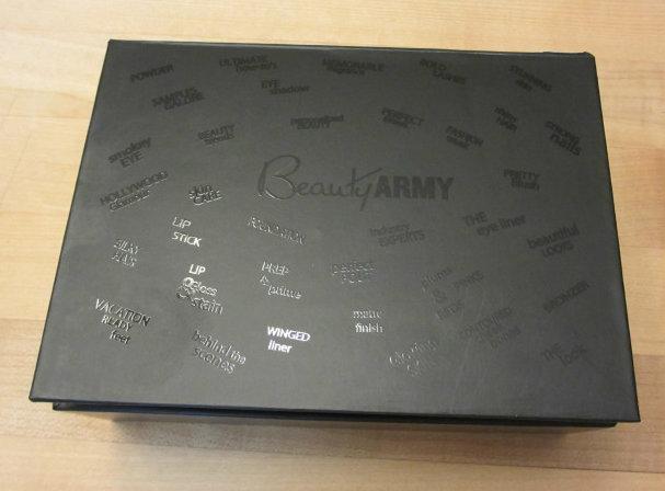 beauty army box