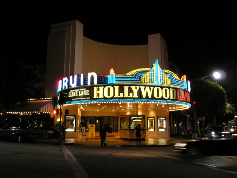 Movie Heroes Theater Moviegoer