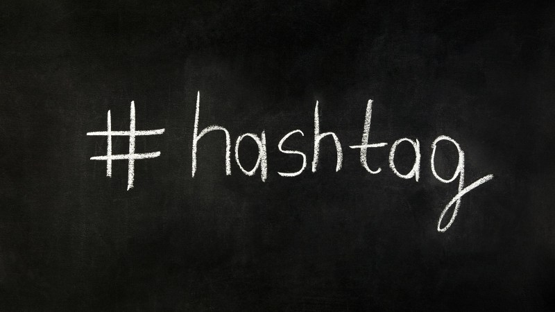 Hashtag hashup