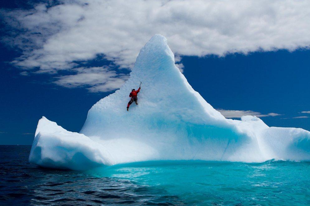 redbull-iceberging