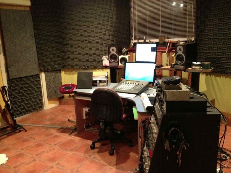 Digital DJ Home Studio