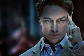Young Charles Xavier