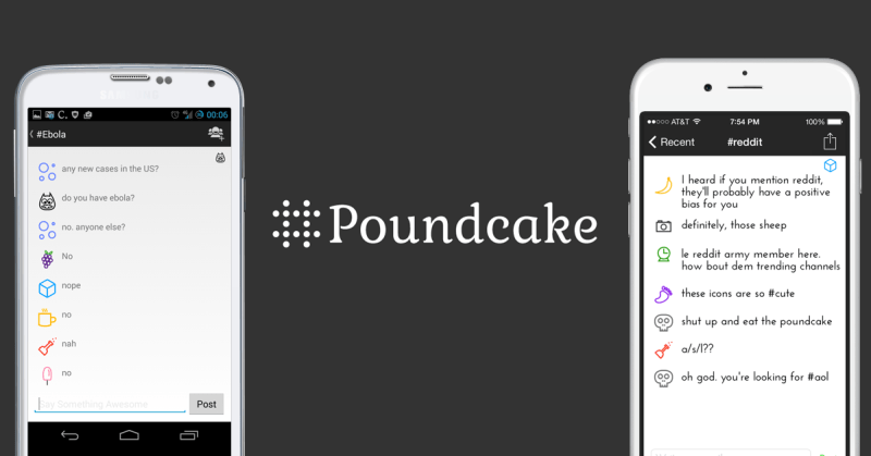 Have Conversations On Any Topic With Poundcake!