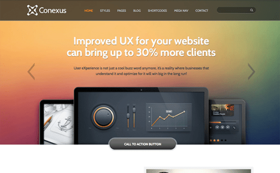 conexus-responsive-wordpress-theme