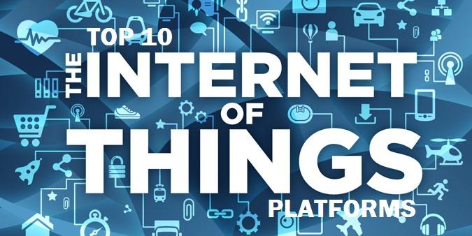 top internet of things platforms