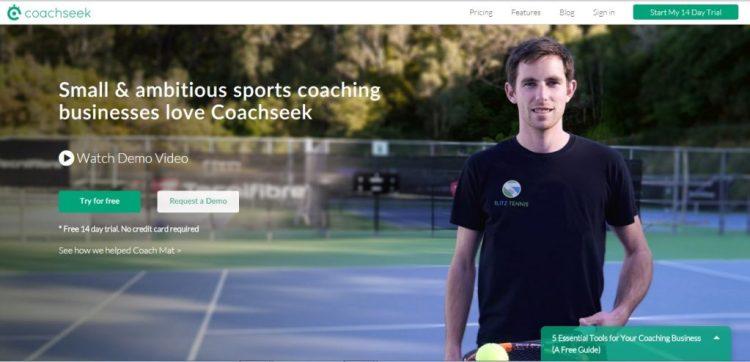 (c) Coachseek