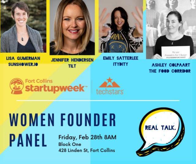 Women Founder Panel