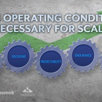 The 5 Operating Conditions Necessary for Scale