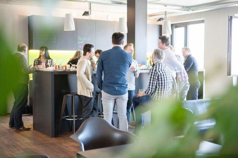 Campus V – Coworking in Dornbirn