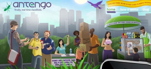 Antengo - Featured on StartUpLift