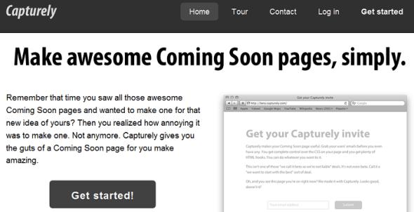 Capturely - Featured on StartUpLift