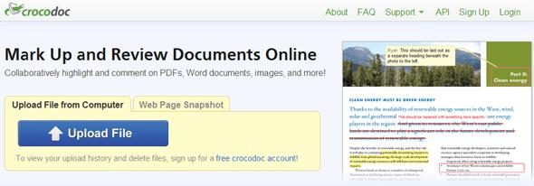 Crocodoc - Featured on StartUpLift