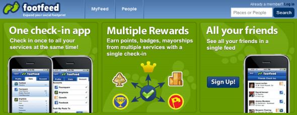 Footfeed - Featured on StartUpLift
