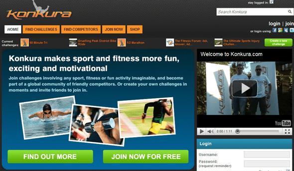 Konkura.com - Featured on StartUpLift