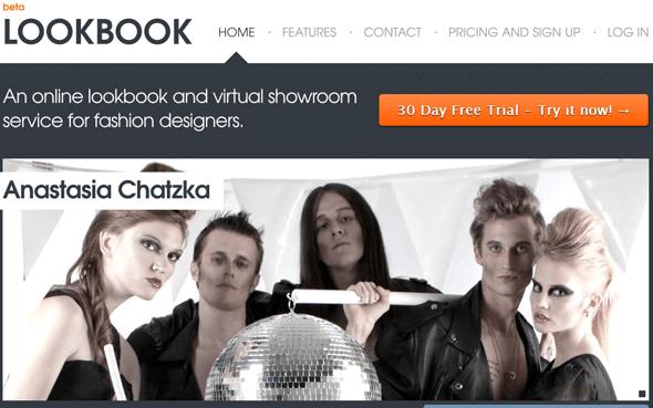 Lookbook- Featured on StartUpLift