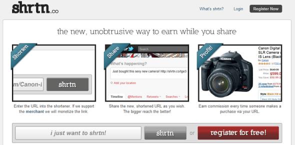 shrtn.co-Featured on Startuplift
