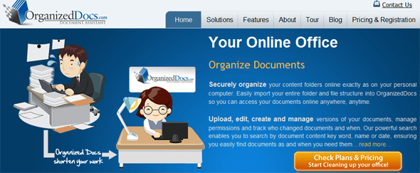 OrganizedDocs - Featured on StartUpLift