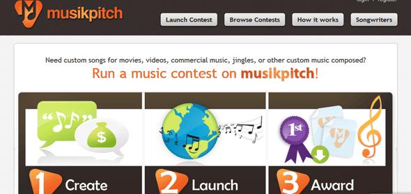 MusikPitch-Startup Featured on StartUpLift