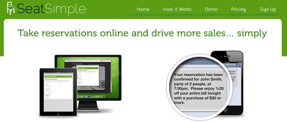 SeatSimple - Startup Featured on StartUpLift