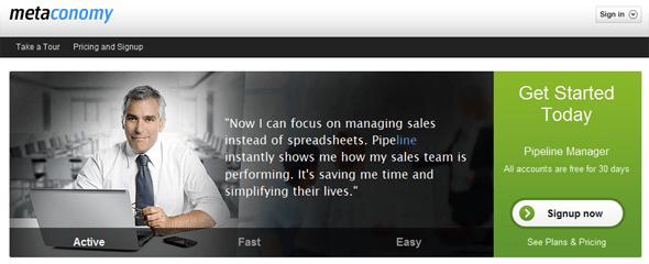 Metaconomy - Startup Featured on StartUpLift