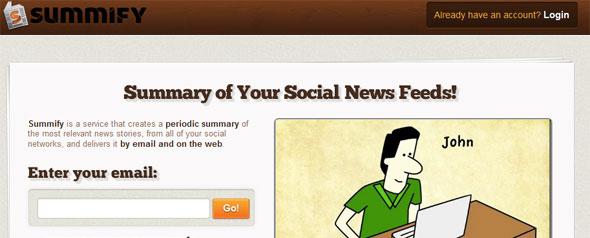 summify-startup featured on startuplift