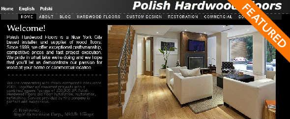 PolishHardwoodFloors Startup Featured on StartUpLift