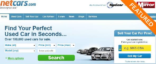 netcars Startup Featured on StartUpLift