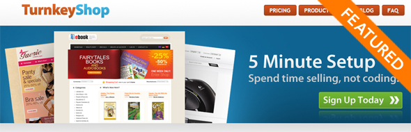 TurnkeyShop Startup Featured on StartUpLift