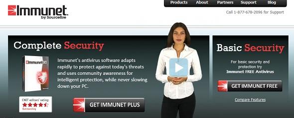 Immunet - Startup Featured on StartUpLift