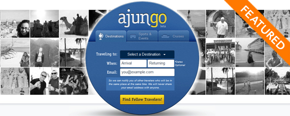 ajungo - startup Featured on StartUpLift