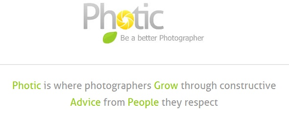 Photic - Startup Featured on StartUpLift for website feedback and startup feedback