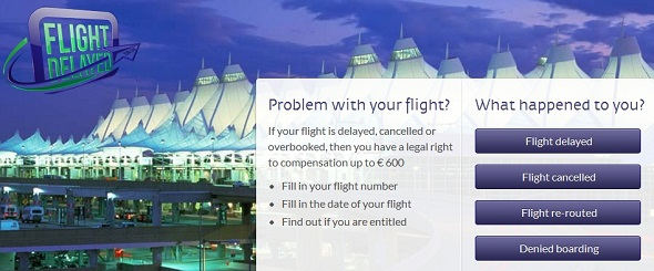 Flight Delayed - Startup Featured on StartUpLift for website feedback and startup feedback