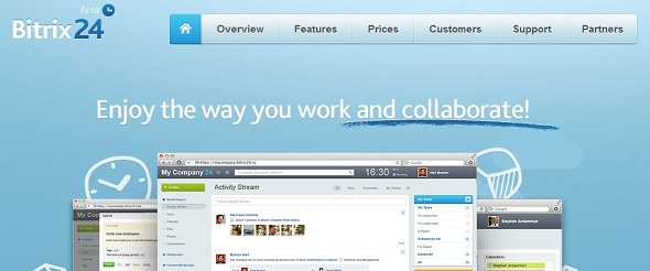 bitrix - startup featured on startuplift for startup feedback and website feedback