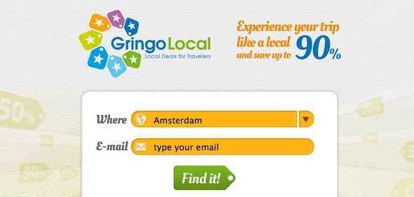 gringolocal - startup featured on startuplift for website feedback and startup feedback