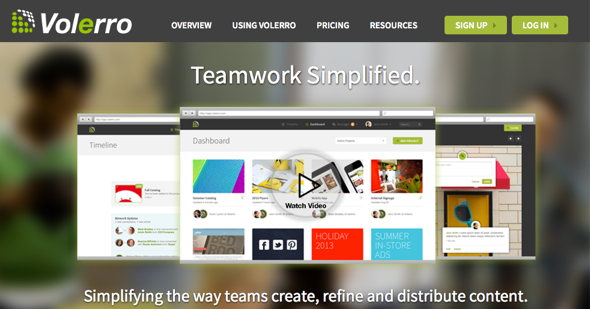 volerro - startup featured on StartUpLift for website feedback and usability feedback