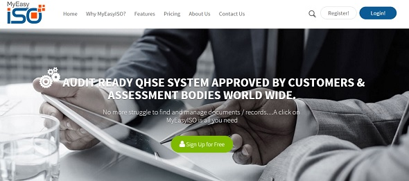 MyEasyISO - startup featured on StartUpLift