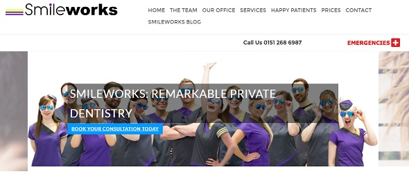 SmileWorks - Liverpool Dental Practice