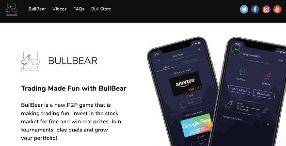BullBear - Trading Made Fun