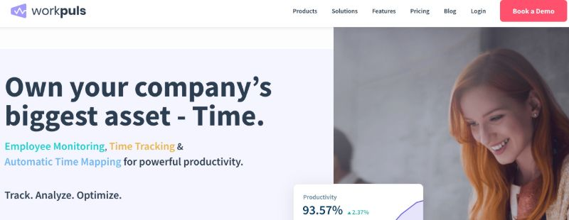 Workpuls - One Of The Best Remote Employee Monitoring Software