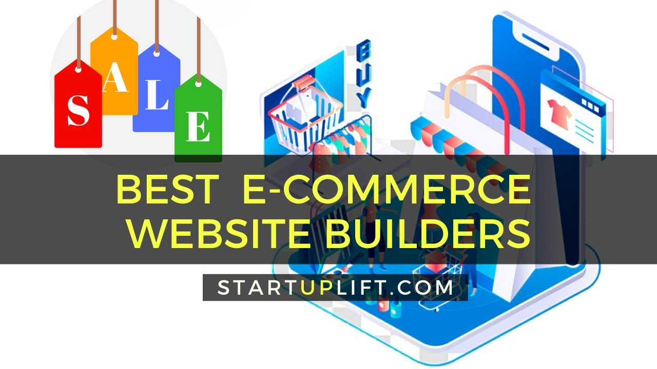 Best E-commerce Website Builders