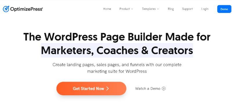 OptimizePress - Best Sales Funnel Software