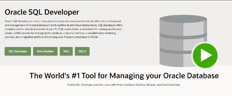 Oracle - Best Database Software