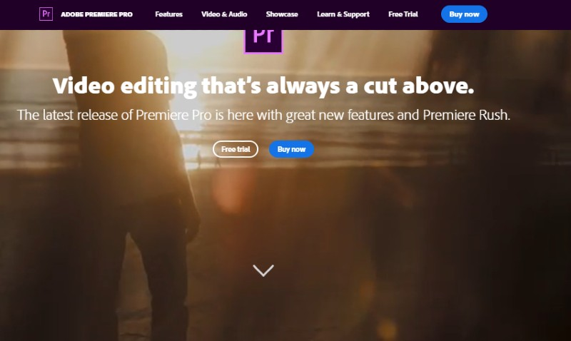 Adobe Premiere Pro CC - Best Video Editing Software