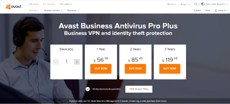 Avast - Best Antivirus Software